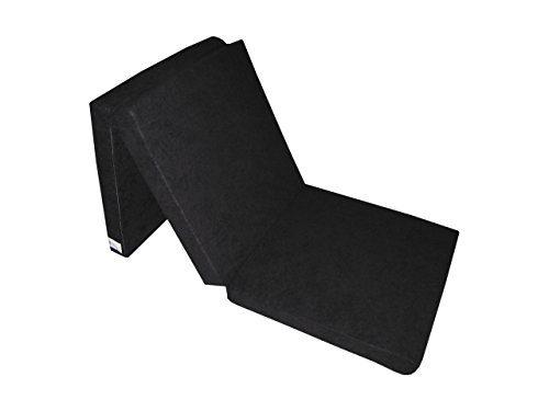 faltmatratze klappmatratze 198x80x10 cm farben wahl 0001 potibe. Black Bedroom Furniture Sets. Home Design Ideas