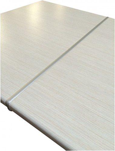 aluminium 28 mm arbeitsplatten verbindungsschiene schiene f r gerade verbindung potibe. Black Bedroom Furniture Sets. Home Design Ideas