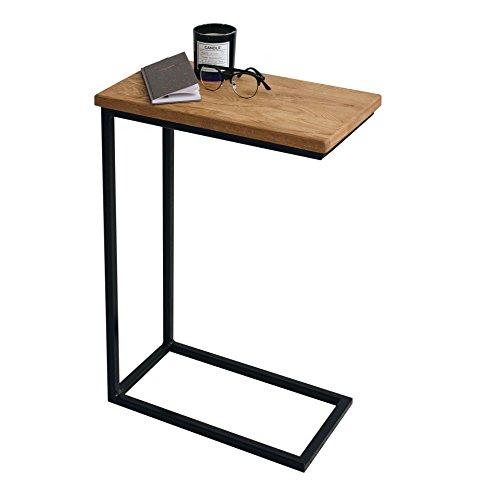 bestloft beistelltisch csh laptoptisch sofatisch betttisch couchtisch gestell schwarz platte. Black Bedroom Furniture Sets. Home Design Ideas