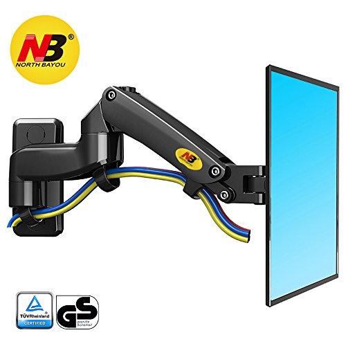 nb north bayou f150 17 27 monitor wandhalterung tv ausziehbar fernseher halterung. Black Bedroom Furniture Sets. Home Design Ideas