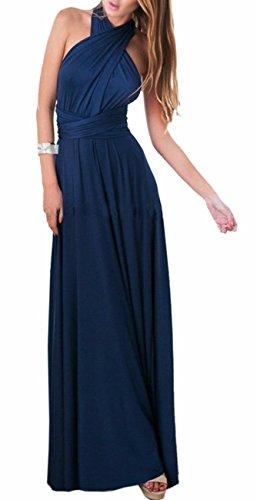 Top 8 Blaues Kleid Lang - Damen-Kleider - Potibe